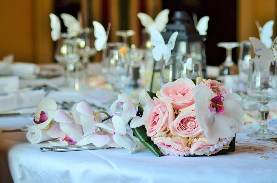 3 éléments de déco indispensables pour un mariage champêtre