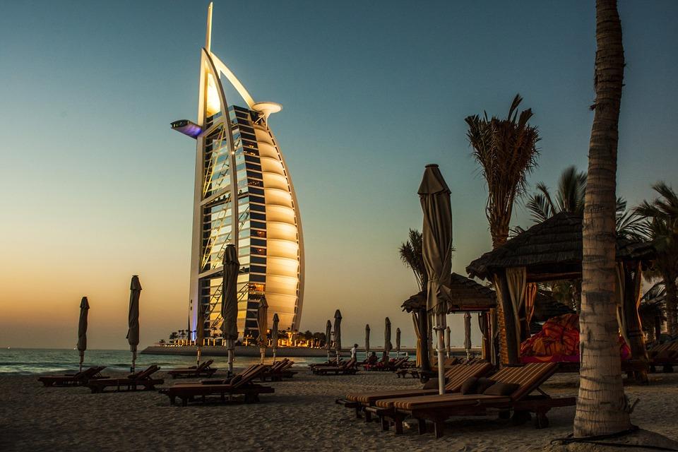 Partir en voyage de noces à Dubaï