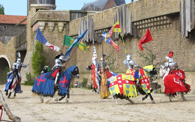 Organiser un week-end au Puy du Fou