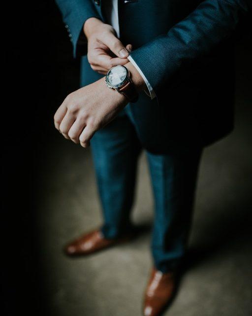 Être stylé avec une montre automatique homme