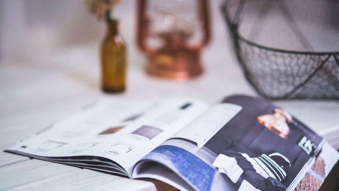 La Création De Vos Maquettes De Magazines