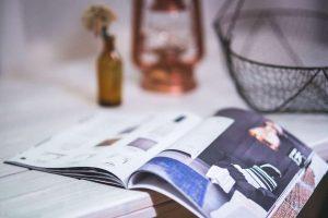 Maquettes De Magazines